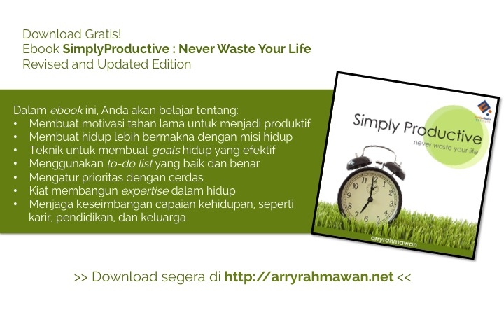 Banner SimplyProductive baru