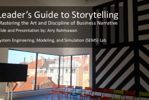 [Slideshare] Leader's Guide to Storytelling