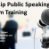[Slideshare] Prinsip Public Speaking dalam Training