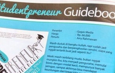 Studentpreneur Guidebook