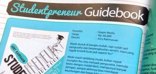 Penulis Buku Best – Seller