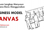 Panduan mengisi business model canvas