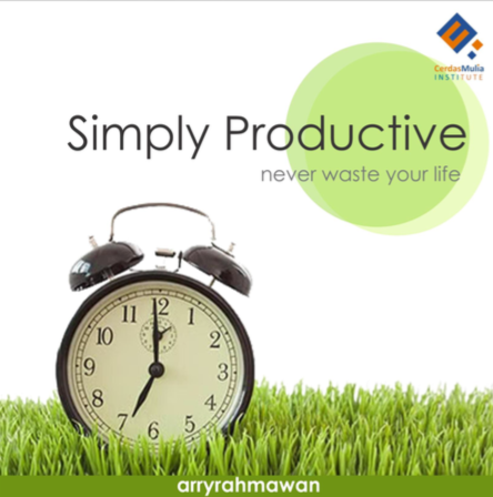 SimplyProductive 2.0 - Edisi Update dan Revisi